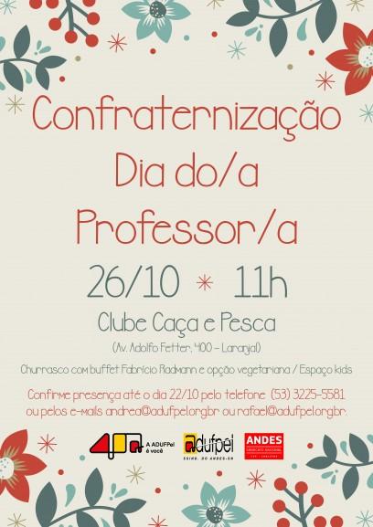 festa dia do prof