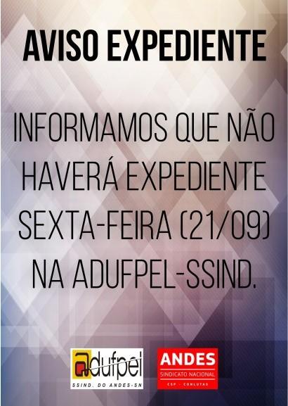 Expediente ADUFPel-SSind 21/09